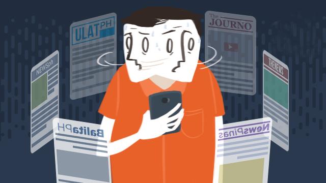 tác hại của việc đọc thông tin giả mạo