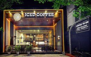 mẫu biển quảng cáo cà phê đẹp