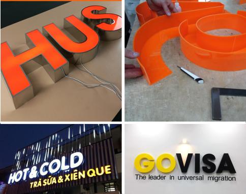 6 loại biển quảng cáo được ưa chuộng nhất hiện nay