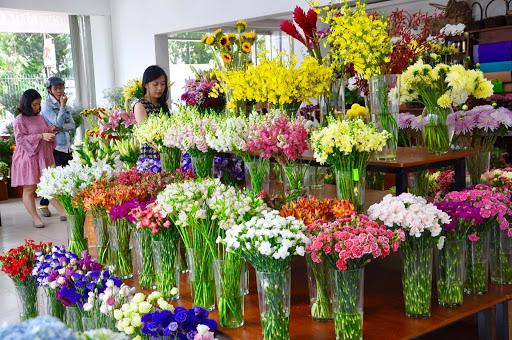 giá để hoa